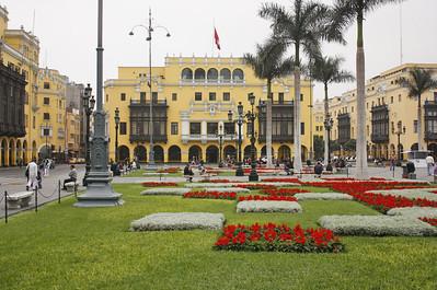 Life in Lima, Peru