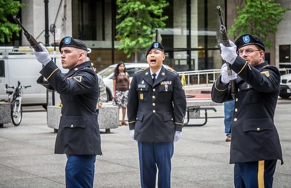 Memorial Day Parade, 2016