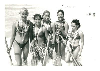 1988 Kamehameha Regatta 6-12-1988