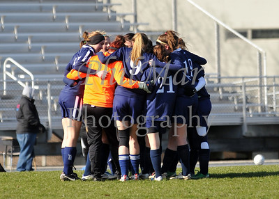 Conrad Weiser VS Middletown Girls Soccer 2011
