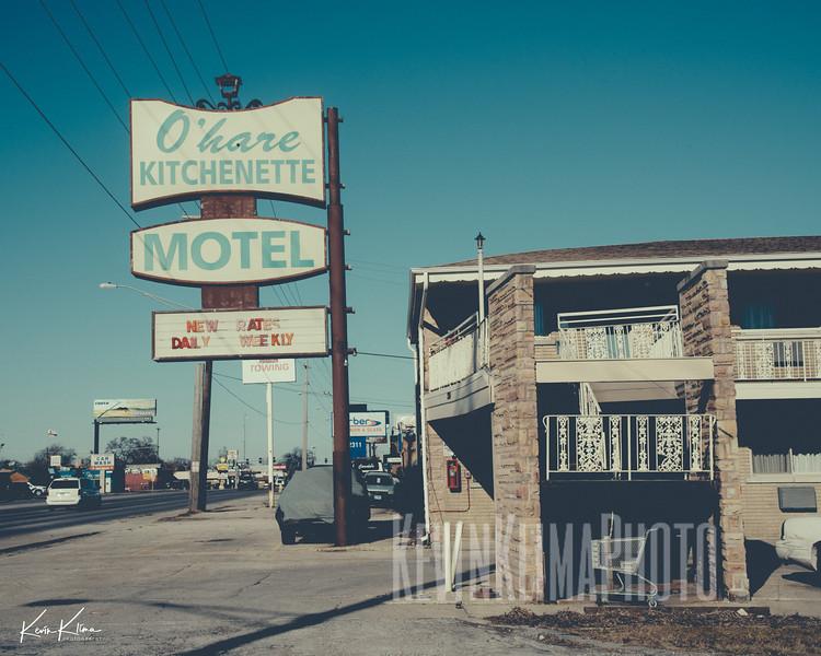 O'Hare Kitchenette Motel