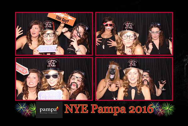 PAMPA BRAZILIAN STEAKHOUSE NEW YEAR'S EVE PARTY 2016