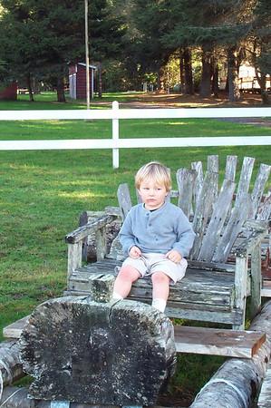 Zach -- 2 years -- November 2003