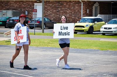 2017-2018 Mustang Marching Band