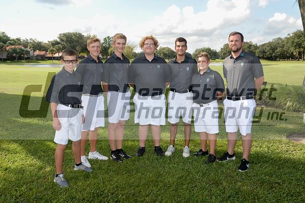Boys Golf 10.24.19