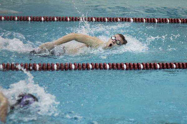 Odessa Boys Swimming 12-1-11