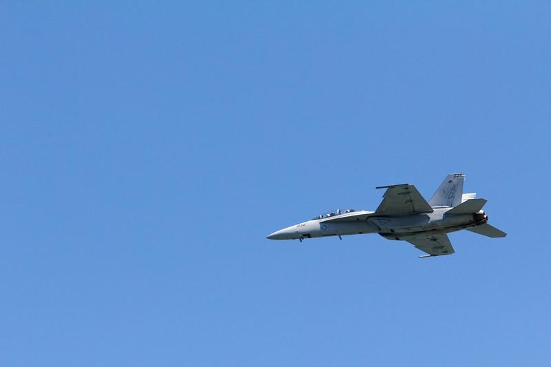 U.S. Navy F/A18F Super Hornet.