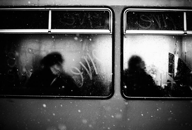 steamed side windows snow ffalling tram mono.jpg