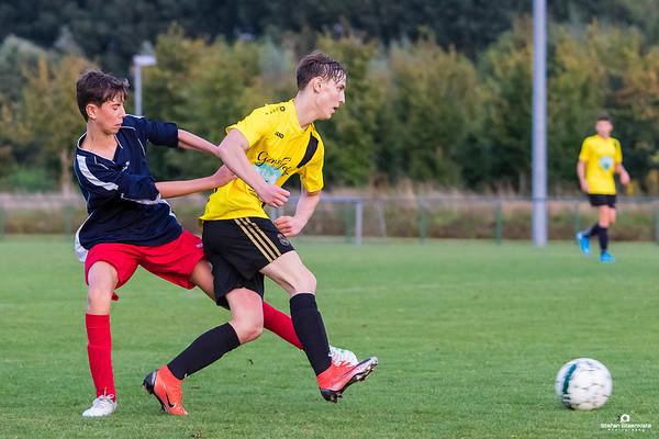 04/09/2019: U17 KVV Laarne-Kalken - SKV Oostakker