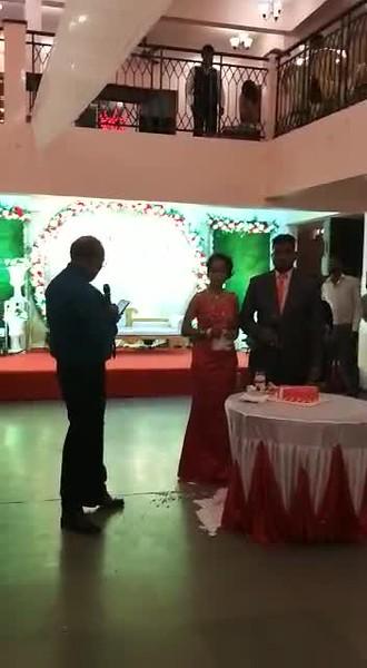 Nebby's wedding