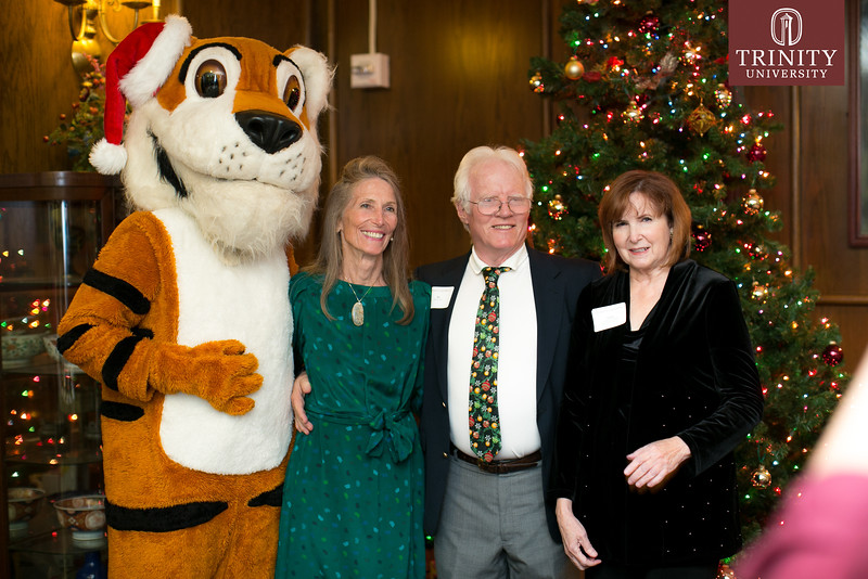 Alumni Christmas Dinner - 120117