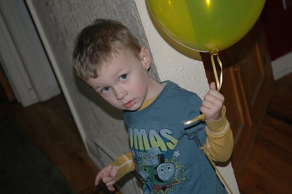 2011/01 - Kevin's Third Birthday