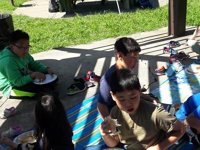 2017년 4월  소풍-Greenridge Park