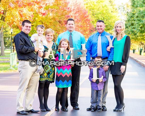 Gortney Family