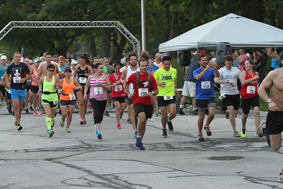 Lake Michigan Trail Marathon