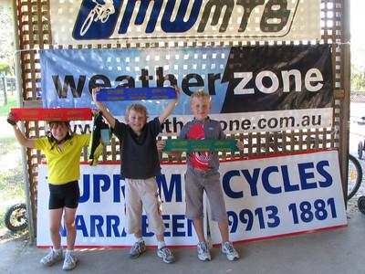 MWMTB Weatherzone Short Track XC Rnd 4