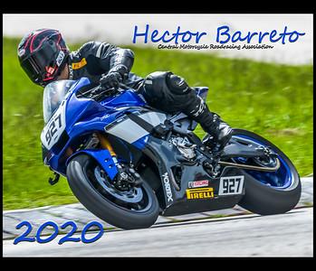 927 Sprint 2020 Calendar