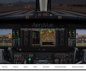 BendixKing Avionics Product Photography