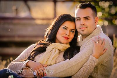Monica & Eddie Engagement 12-28-2013
