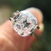 2.71ct Cushion Cut Diamond GIA E, SI1 25