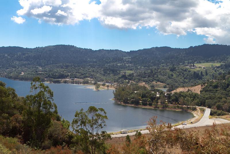 Hiking in Los Gatos
