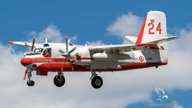 Securite Civile / Conair S-2 Turbo Firecat / F-ZBMA