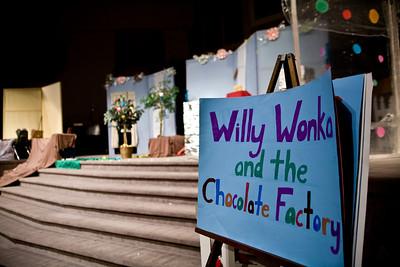 RCE Drama Elective - Willy Wonka - May 30, 2008