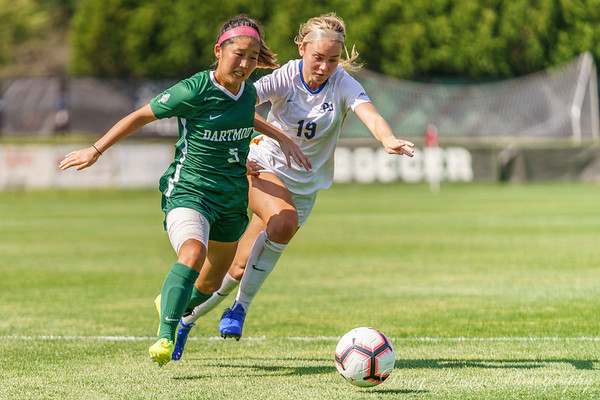 Dartmouth vs Pitt Women's Soccer