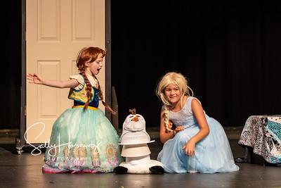 Frozen Jr. (Snow cast)