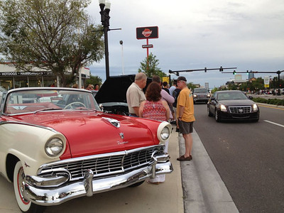 Springfield Main Street Cruise