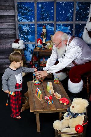Hooker Santa Mini 2018