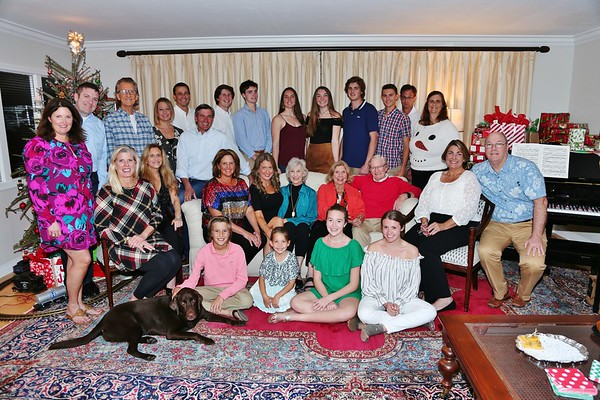 Sally Cresswell & Family 2017