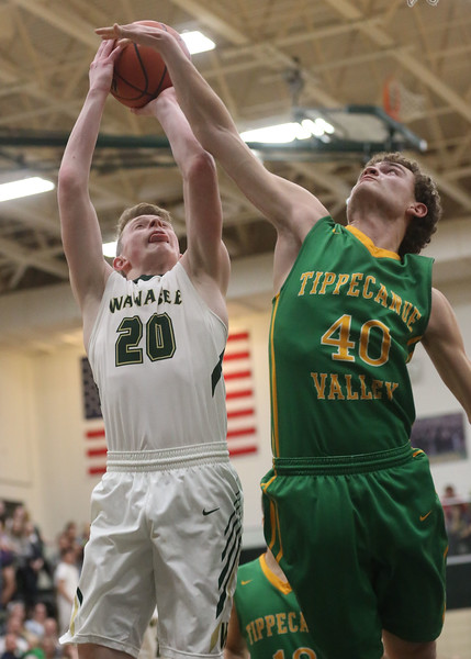 Wawasee vs. Tippecanoe Valley