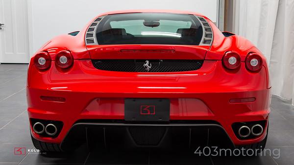 '07 F430 F1 Coupe - Rosso Corsa