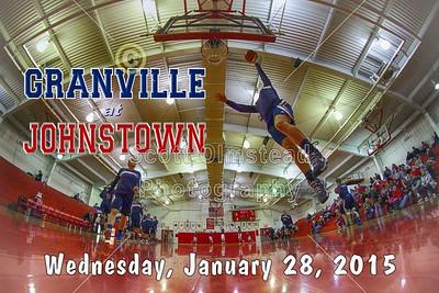 2015 Granville at Johnstown (01-28-15) Varsity