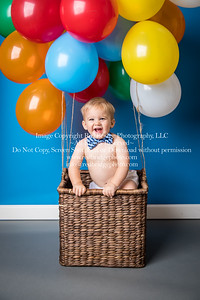 Brant is ONE! : Raleigh, NC