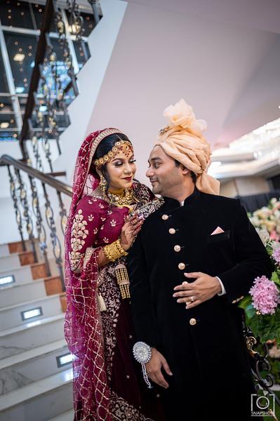 Zarin & Zeeshan Wedding