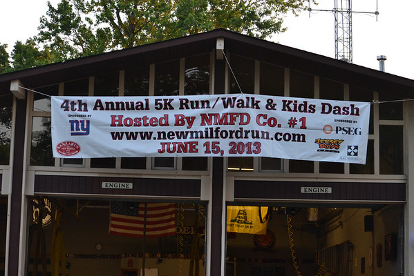 4th Annual New Milford Fire Co. 1 5K Run/Walk and Kids Dash