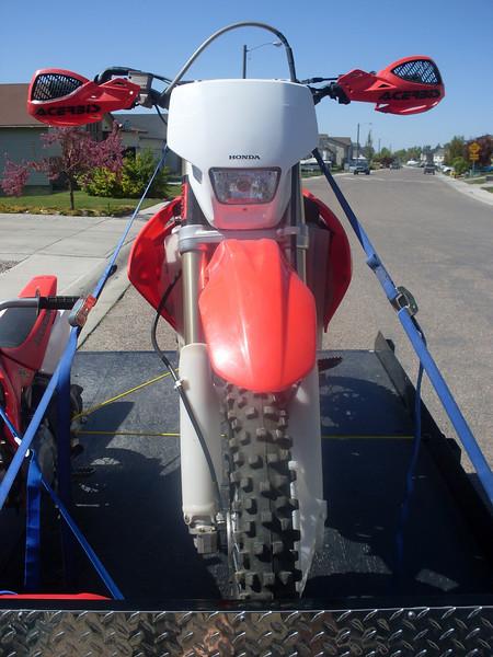 Honda 250X