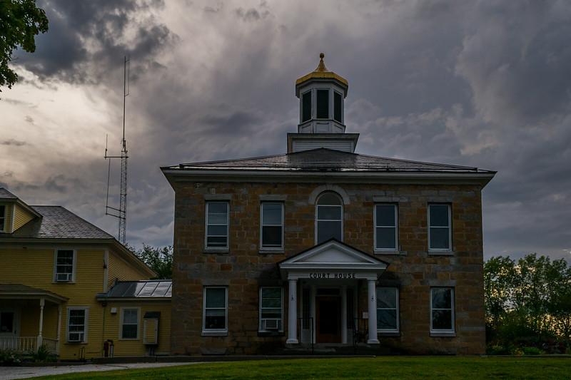 North Hero Court House