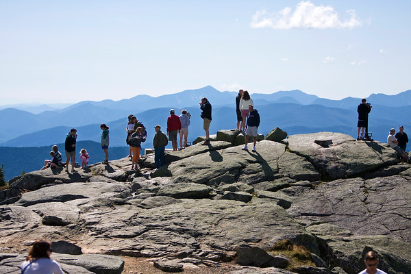 Lake Placid & Whiteface Stock Photography