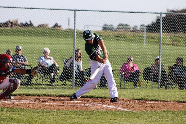 Trinity Christian baseball versus West Sioux 6-13-19