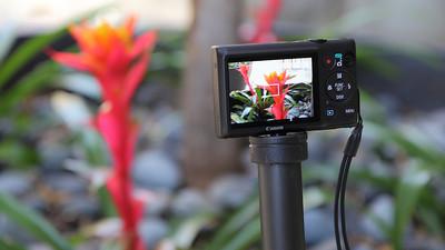 Canon Powershot ELPH 300 HS Video Test
