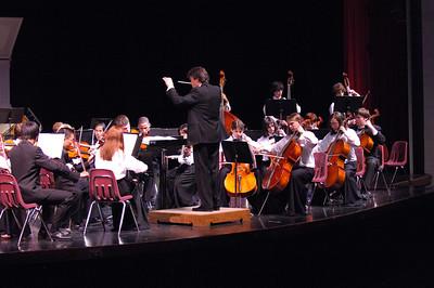 5/21/06 North Farmington HS Orchestra Spring Concert & Senior Recognition