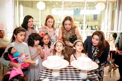 Shahzeh Pareezeh 6th Birthday