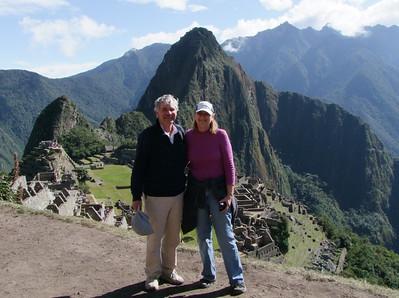 Machu Picchu and Waynapicchu