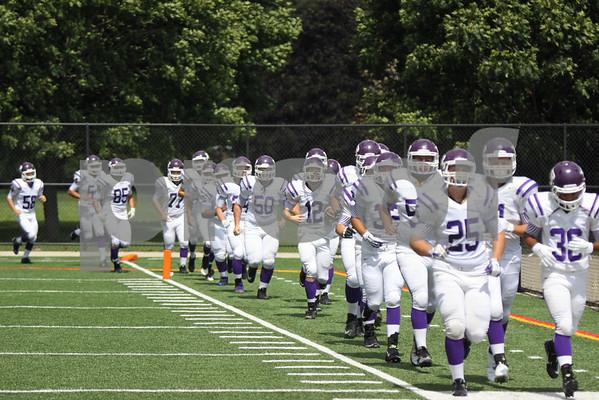 2014 RTHS HUBS VARSITY FOOTBALL @ CHICAGO CORLISS
