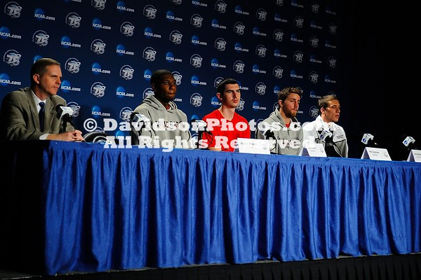 2012-13 NCAA Media and Open Practice Day