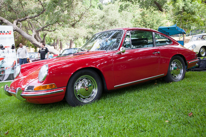 1966 Porsche 912 Coupe, owned by Brett Mohr