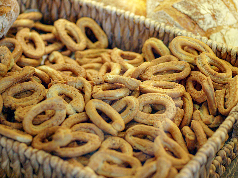 So tempted to get more Taralli.....but...